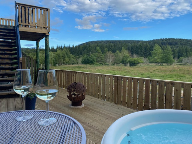 Deep cleans and decking – Plus a hot tub!